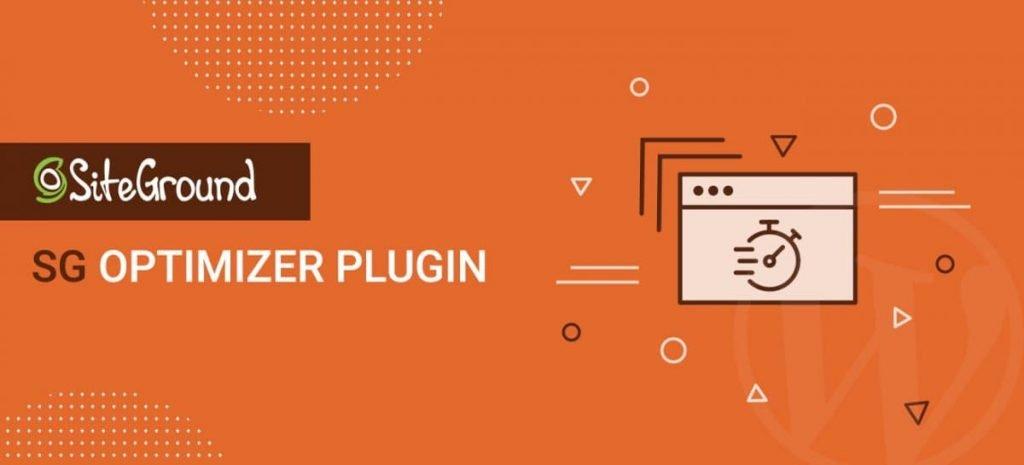 SiteGround SG optimizer plugin banner